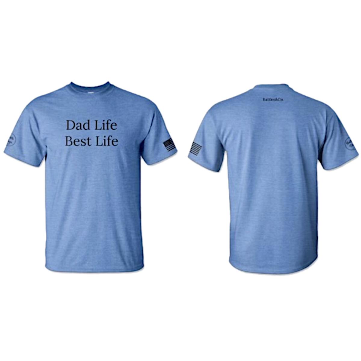 battles-blue-t-shirt